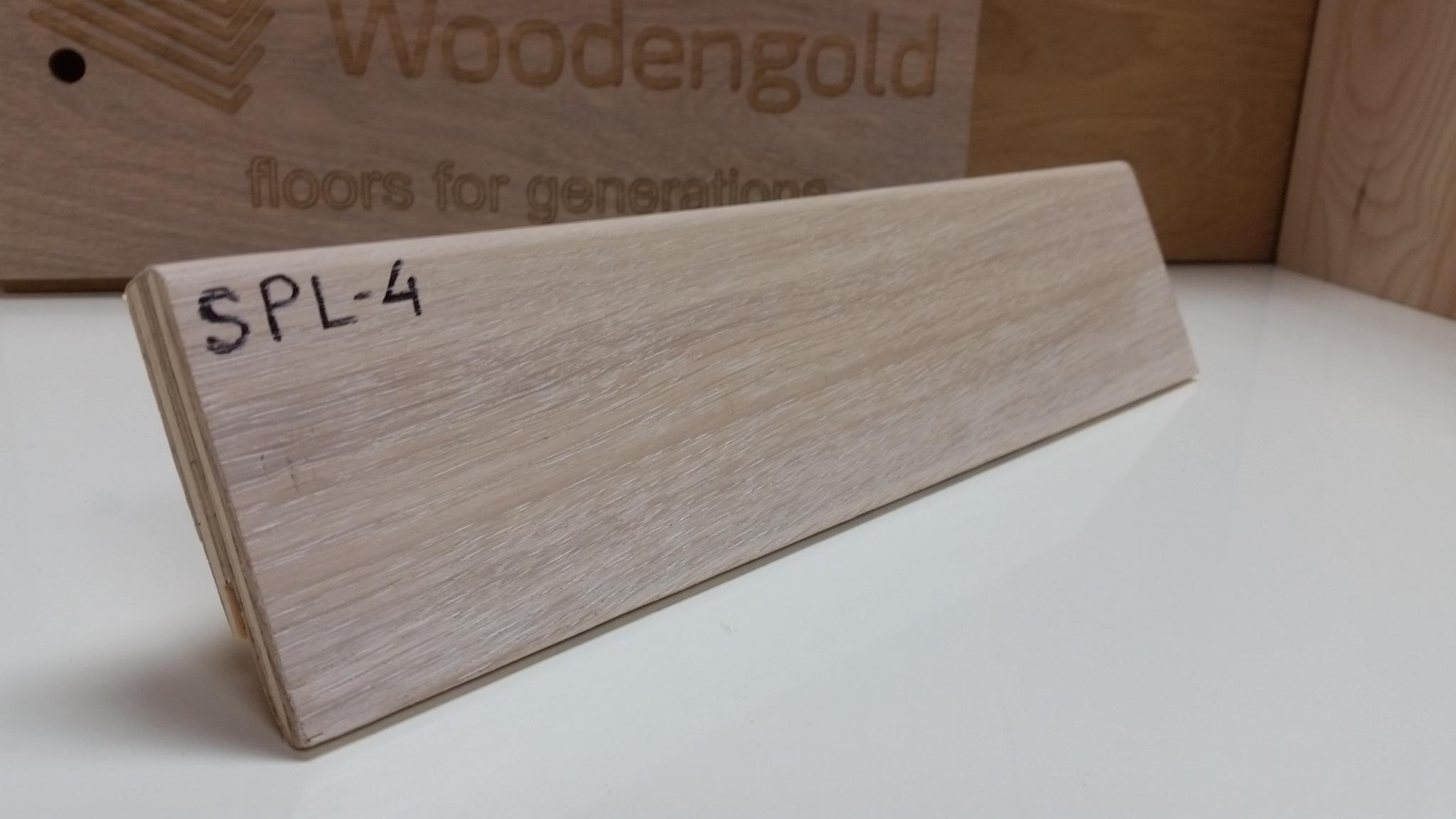 Põrandaliist e. sokliliist tamm, SPL-4 | SPL 4