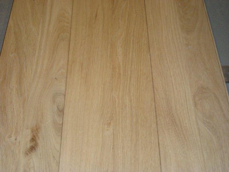 "Massiivpõrand tamm,""15-180"" 1MP12   Solid wood Flooring Oak Natur Rustic Unfinished 2width"