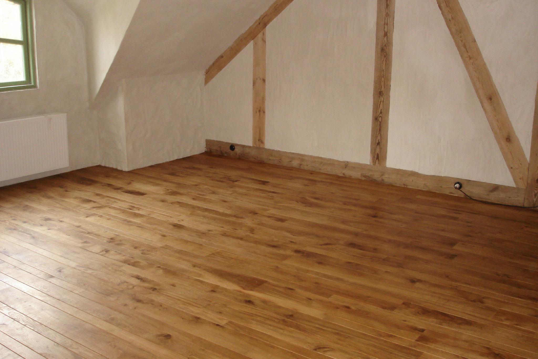 Massiivpõrand tamm, Natur-Rustik, 1MP1 | Täistammes põrand 3 laiust õlivahatatud