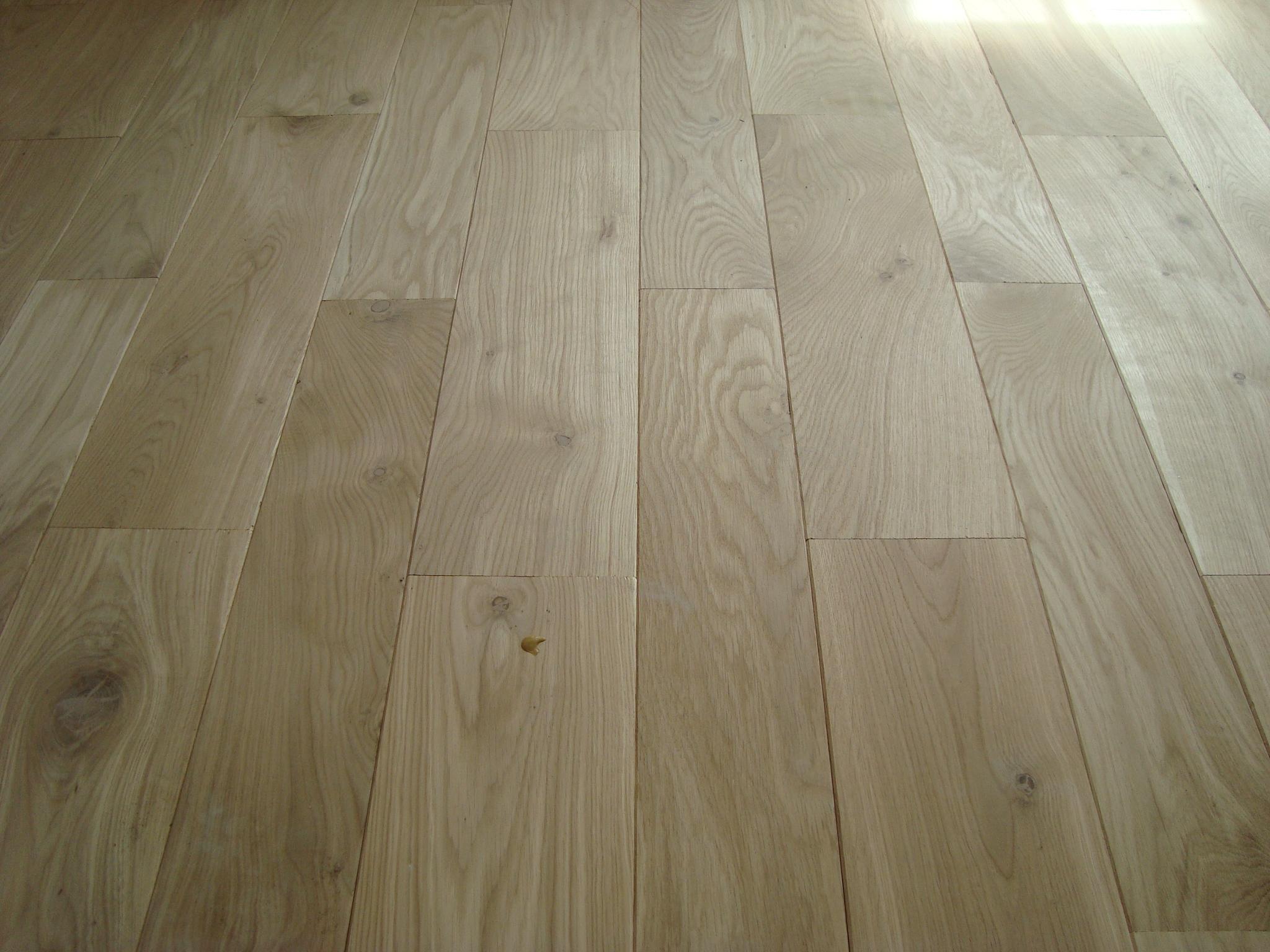 "Massiivpõrand tamm,"" Lühike Natur-Rustik"" 1MP10 | 1 Solid wood flooring Oak Natur Rustic Short"