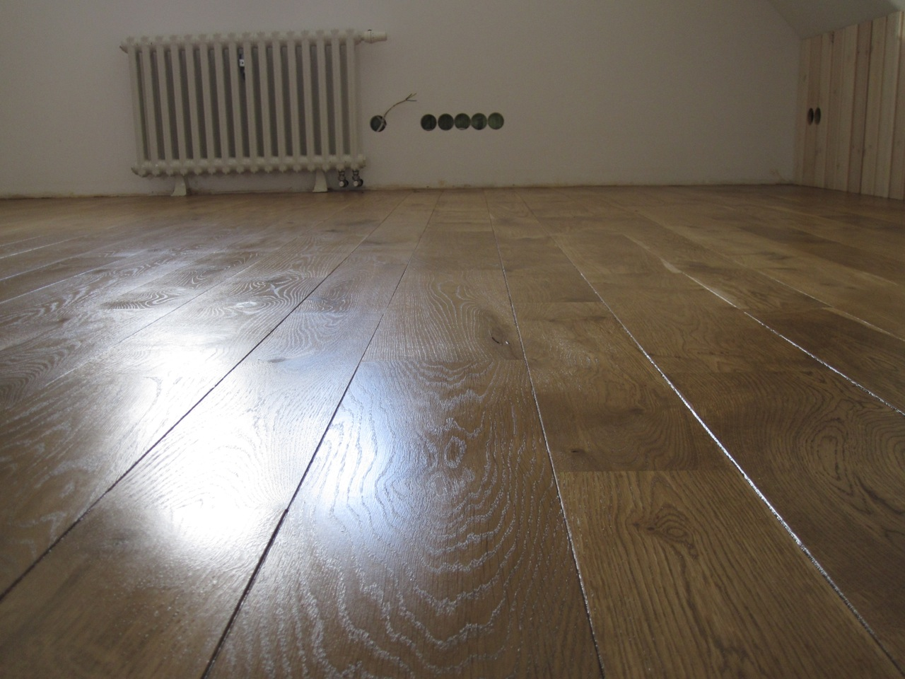 "Massiivpõrand tamm,""Natur"" 1MP2   Oak SHORT2 widthoiled"