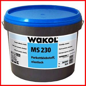 Wakol MS-230 elastne parketiliim | 4 Wakol MS 230