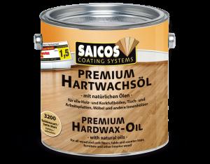 Saicos värvitu tugev õlivaha ULTRAMATT PLUS | 5 Saicos Ultramat plus