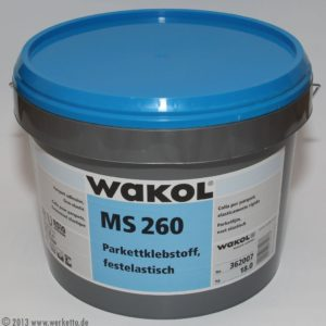 Wakol MS-260 parketiliim | 5 Wakol MS 260