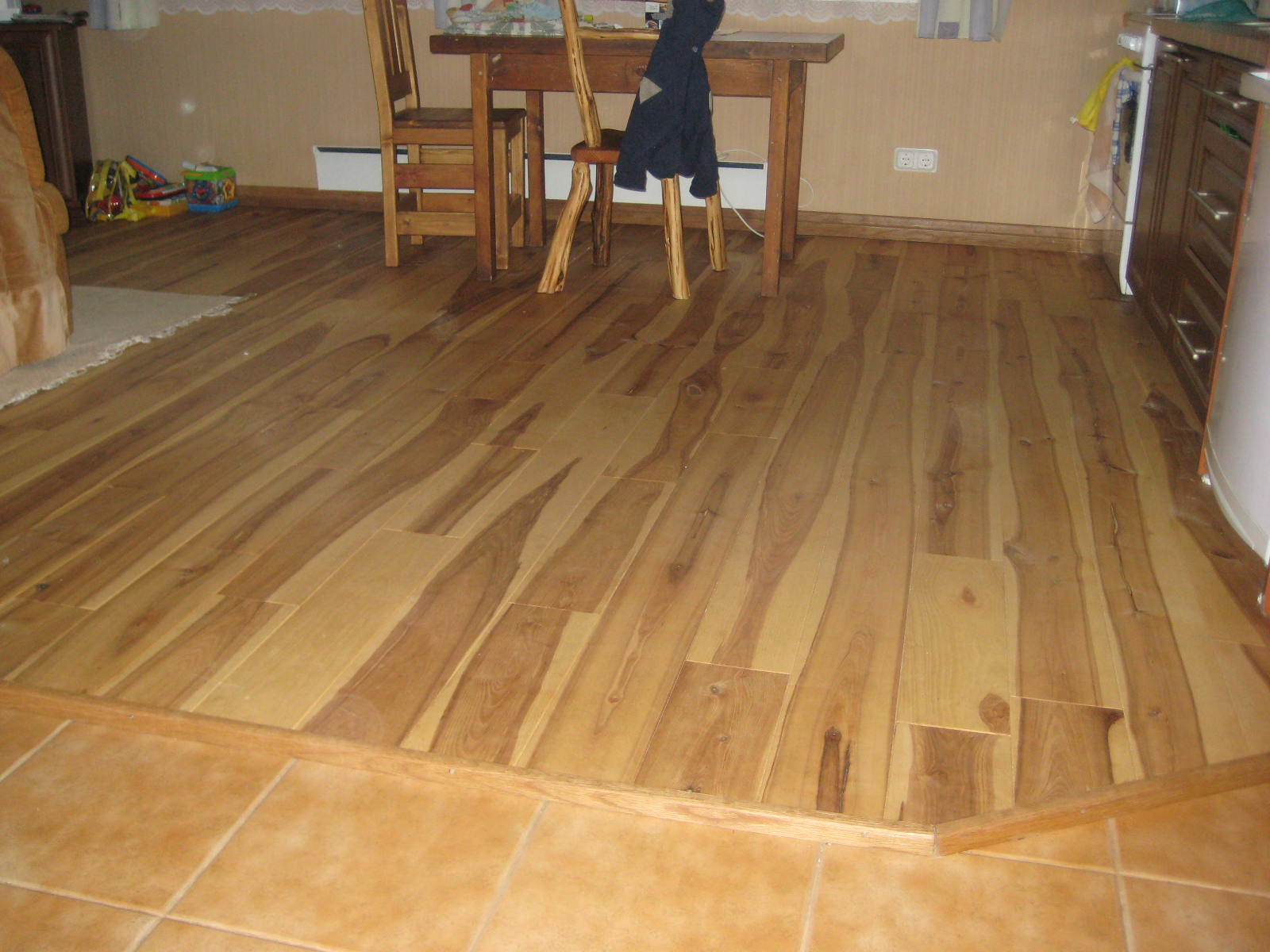 "Laudparkett saar, 1-lipiline, ""Natur"" 
