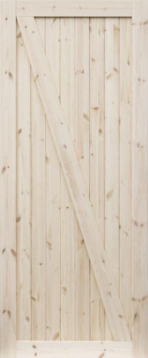 Siseuks mänd loft-3 | Männiuks Pinedoor loft 3