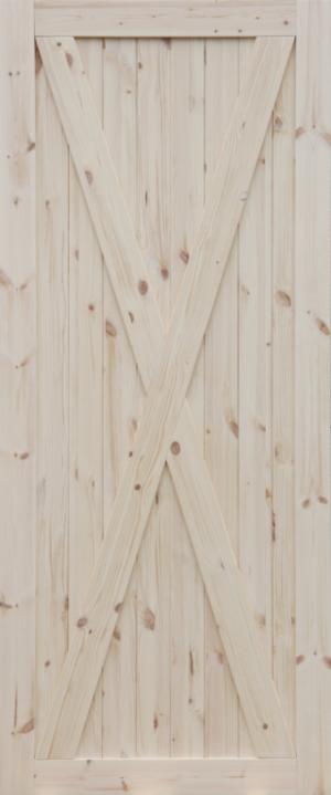 Siseuks mänd loft-5 | Männiuks Pinedoor loft 5